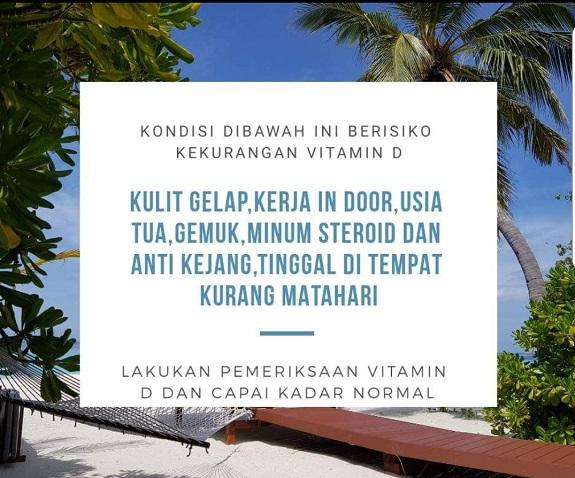kurang vitamin D