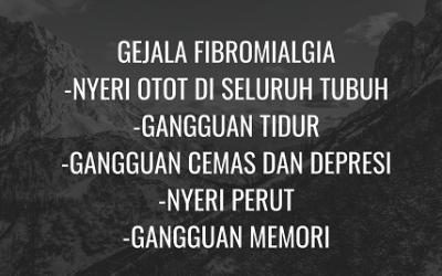 Hidup Sehat dengan Fibromialgia